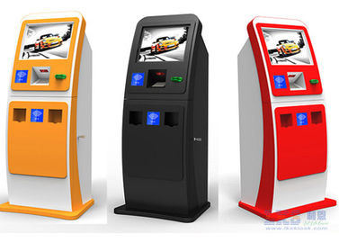 Bill Payment Multifunction Kiosk