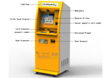China Self Service Photo Printing Kiosk supplier