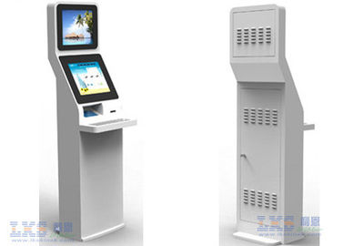 floor stand touch screen monitor kiosk computer. Black Bedroom Furniture Sets. Home Design Ideas