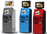 Best Self Servie Ticket Vending Payment Kiosk Machine With UPT , Custom Logo