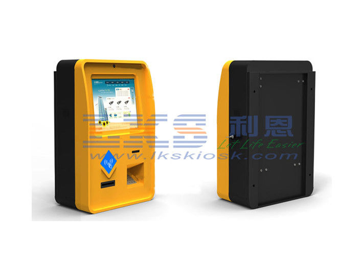 Library vending machine interactive information kiosk business reheart Choice Image