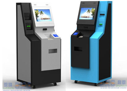 15 Inch All In One Ir Touch Self Service Payment Kiosk