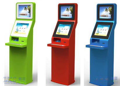 Windows 7 Or Linux Internet Health Care Kiosk With Pin Pad