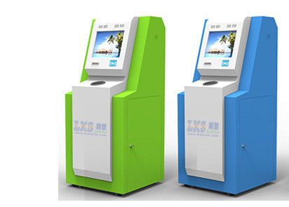 Intelligent Recycling Kiosk Store Money in Mobile Phone ...
