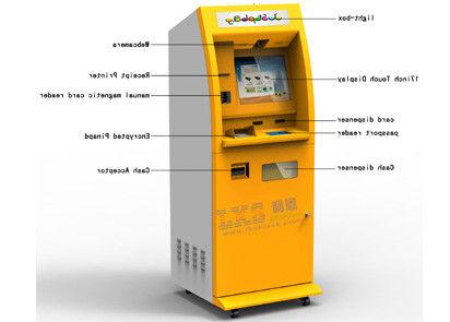 Self Service Photo Printing Kiosk With Card Acceptor Pin Pad
