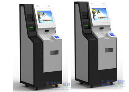 Commercial Digital Photo Printing Kiosk With Receipt