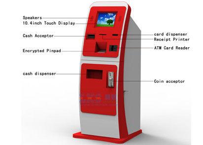 Post Office Customer Service Kiosk Magnetic Card