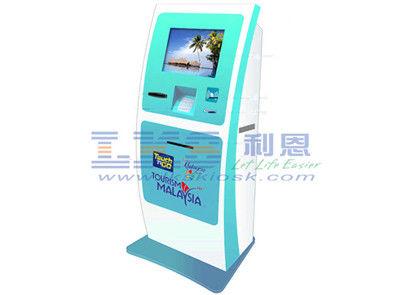 thermal recycling vending machine