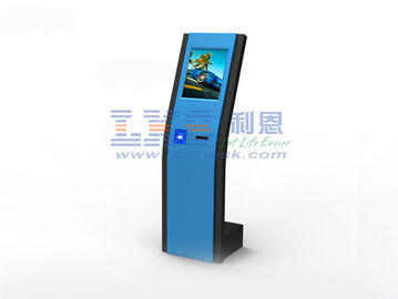 Simple interactive information kiosk For Touch Screen Terminal
