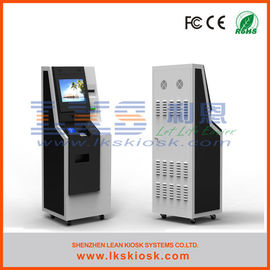 China Intelligent Cash Payment Kiosk Charge Self  Services Windows 7/8/10 OS. ATM Machine factory