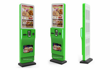 Self Ordering Kiosk with POS Terminal/ Restaurant/Store, Fast Food Order Kiosk, Easy Operate,Save your labor cost