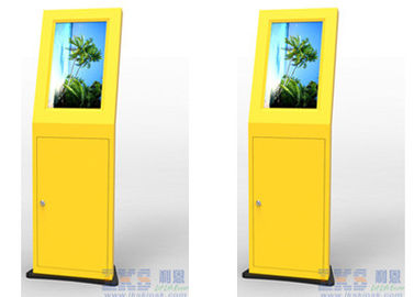 China Touch Screen Information Totem Kiosk factory