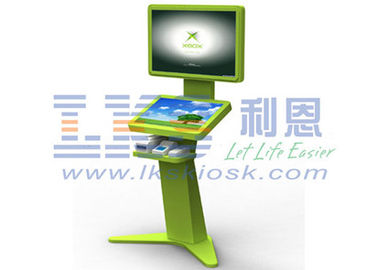 Cinema Interactive Information Kiosk Card Payment , Ticket Collecting Terminals